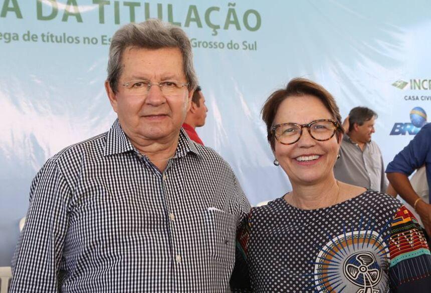 'Tereza é uma das parlamentares mais influentes e competentes do Congresso Nacional', diz Onevan