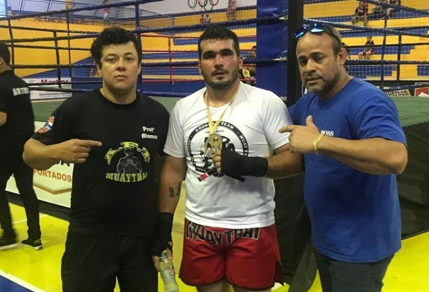 Fátima do Sul agora tem um Campeão de Muay Thai e vai representar a cidade no Brasileiro de 2019