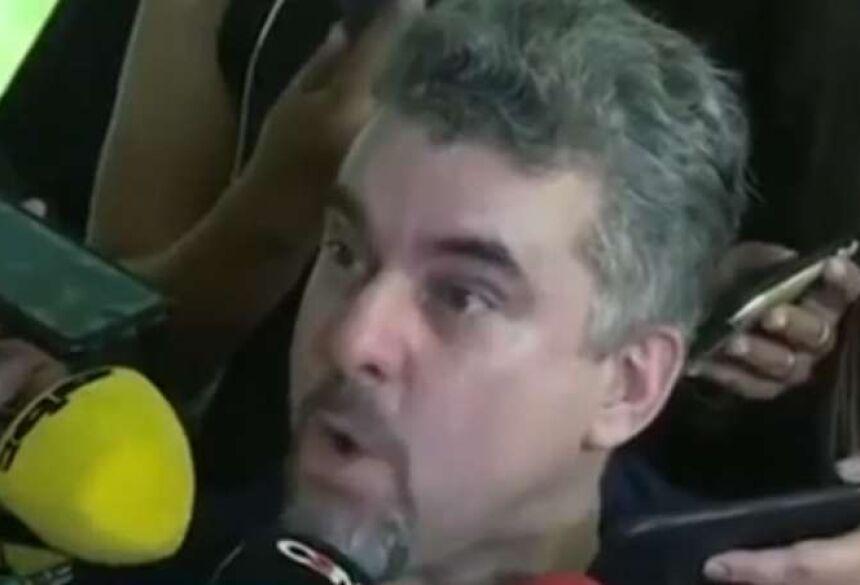 Traficante Marcelo Piloto - Crédito: Reprodução/GloboNews
