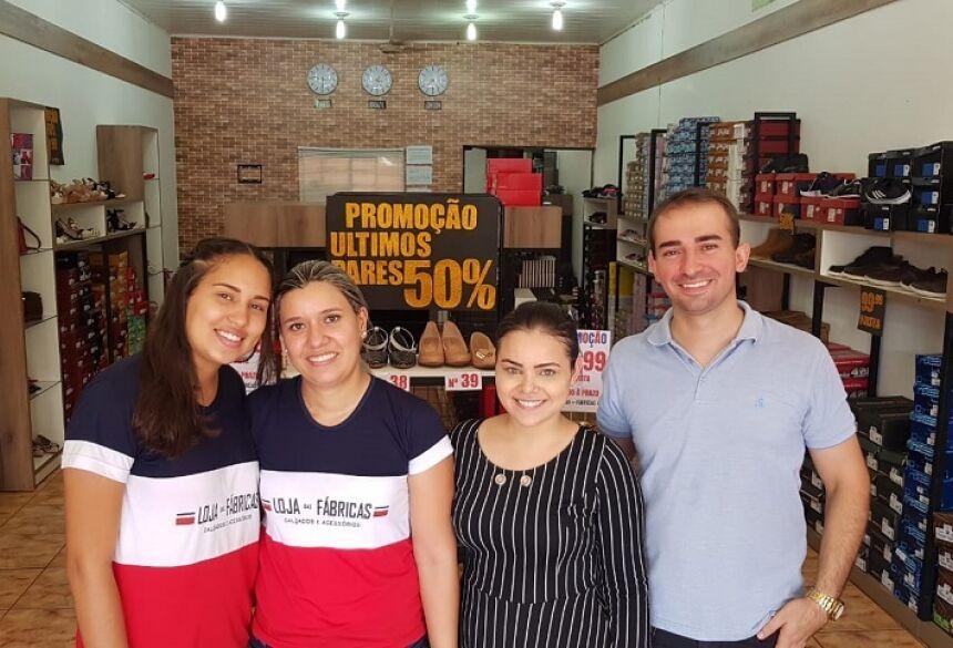 FOTO: ROGÉRIO SANCHES / FÁTIMA NEWS - Equipe - Nathalia, Dina, Nadila, Rafael
