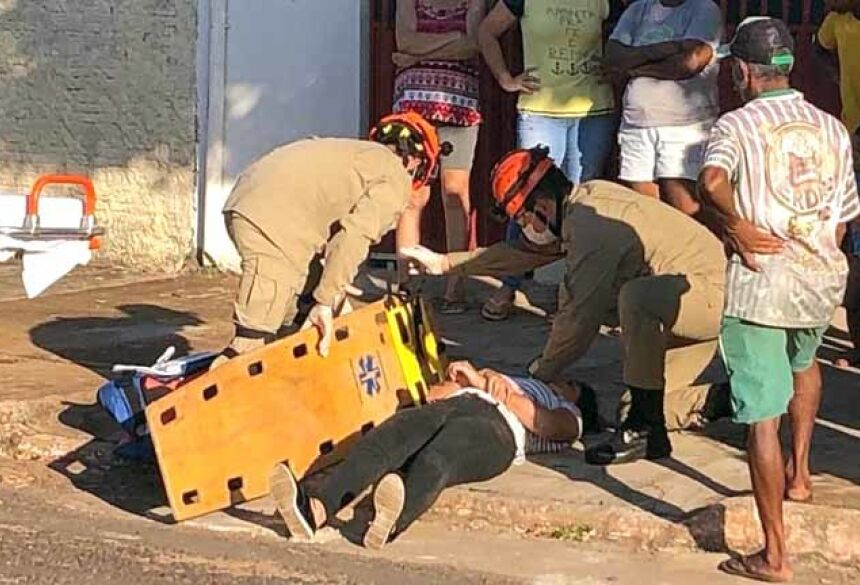 Mulher reclamava de dores no corpo - Foto: Nova News