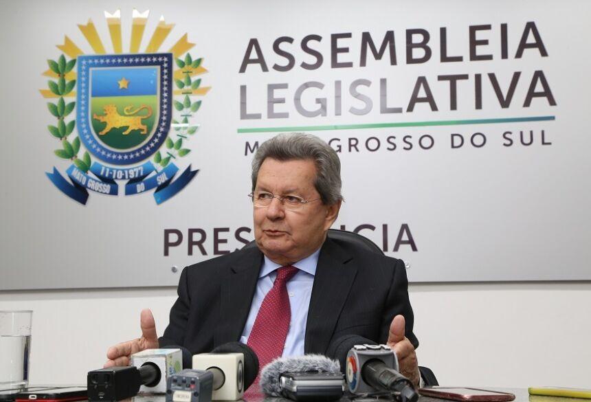 FOTO: VICTOR CHILENO / ASSESSORIA - Onevan mantém candidatura à presidência da Assembleia Legislativa