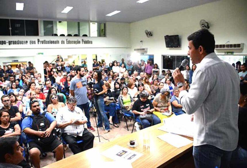 Data-base para reajuste em MS acontece em 1º de maio - Foto: Bruno Henrique / Correio do Estado