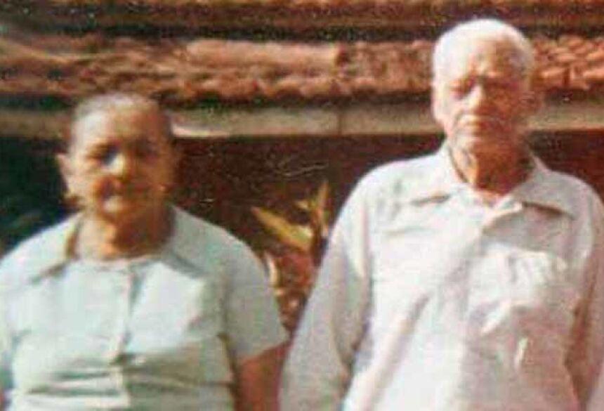 Patriarcas da Familia Araújo (fotos - AdeLuz)