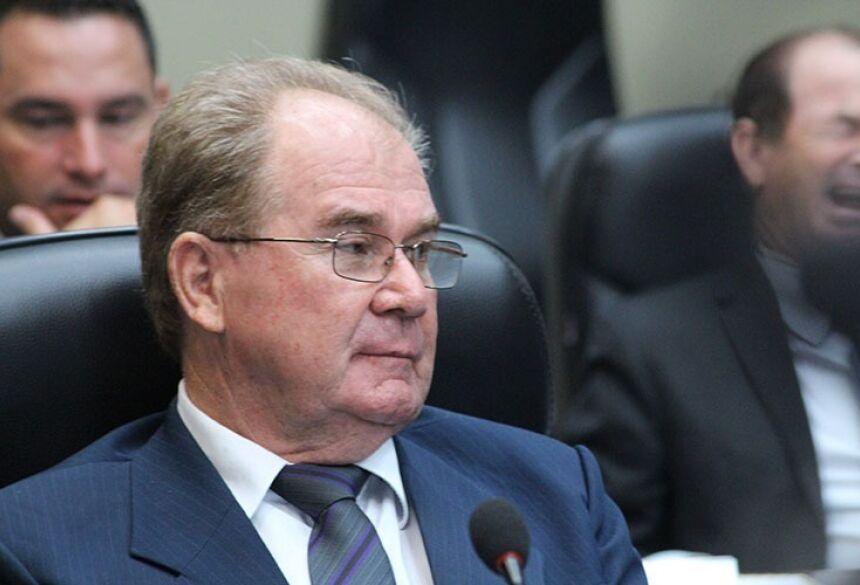 Vereador Idenor está afastado do mandato de vereador Foto: Arquivo