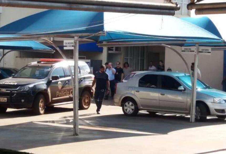 Operação Cifra Negra foi desencadeada em 5 de dezembro - Crédito: Osvaldo Duarte/Dourados News/Arquivo