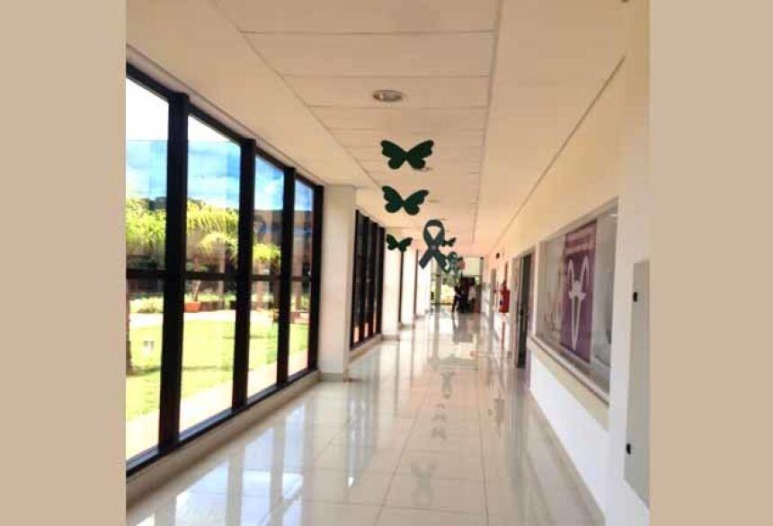Hospital do Amor fica localizado na Avenida Vereador Thyrson de Almeida, no Bairro Aero Rancho - Foto: Reprodução