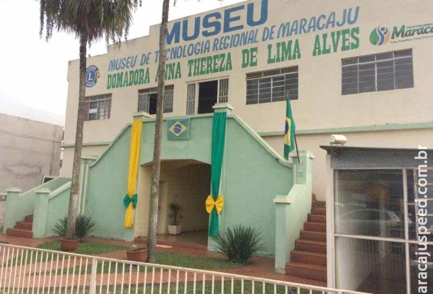 Museu Municipal de Maracaju. / Foto: Web