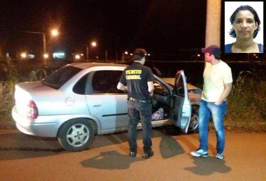 Mulher morreu na hora em acidente Foto: Osvaldo Duarte