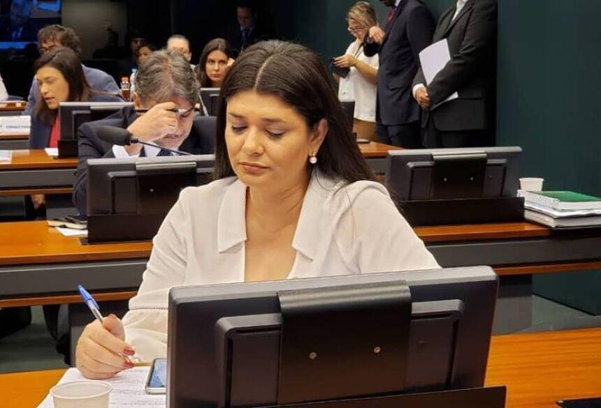 FOTO: LEKA / ASSESSORIA - Rose Modesto vai propor mudanças em PEC da reforma