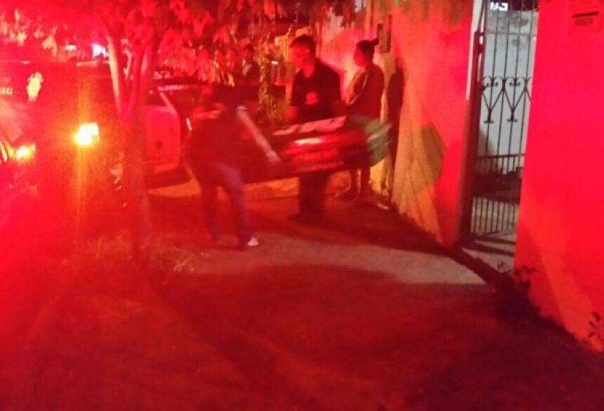 Em Campo Grande, Sobrinho mata tia a facadas, ela tinha deficiência nas mãos