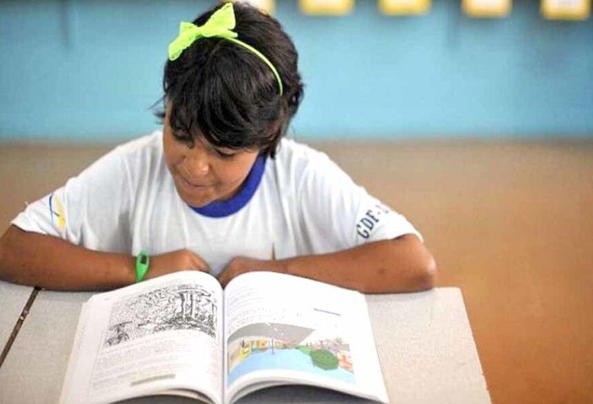 Pelo projeto, alunos serão avaliados a partir do 2º ano do ensino fundamental. / Foto: Arquivo/Agência Brasil