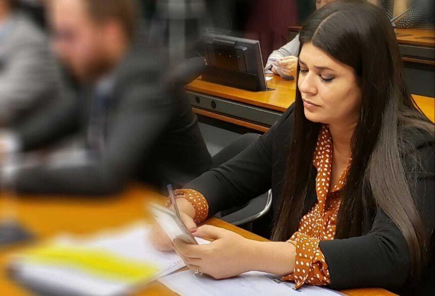 Deputada Rose Modesto é eleita sub-relatora na Comissão Externa que vai fiscalizar atuação do MEC