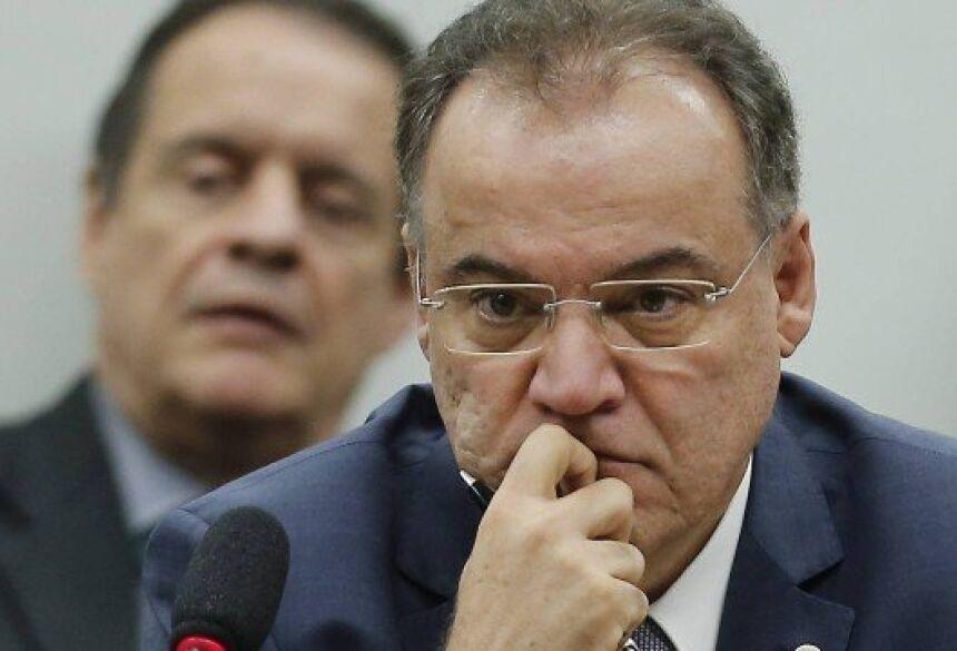 Deputado Samuel Moreira em reunião da Comissão Especial Foto: Jorge William/16.05.2019