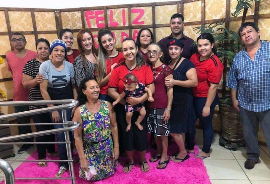 Funcionários e familiares trabalharam em prol recuperação de Luiz Fernando