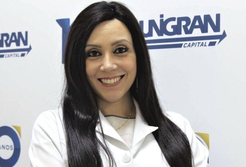 Em nota, UNIGRAN lamenta morte da professora Patrícia Tatiana que lutava contra o câncer