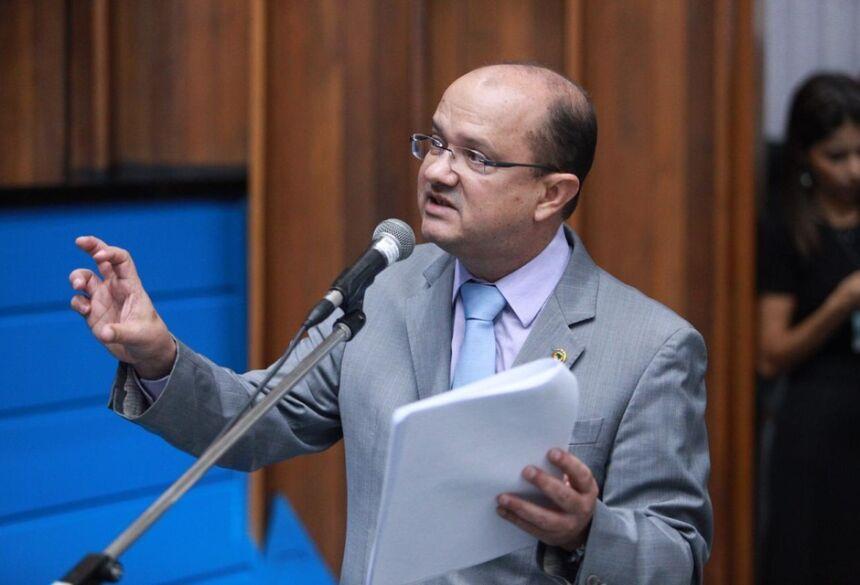 Barbosinha quer isenção de ICMS na aquisição de arma e munição para agentes da segurança pública