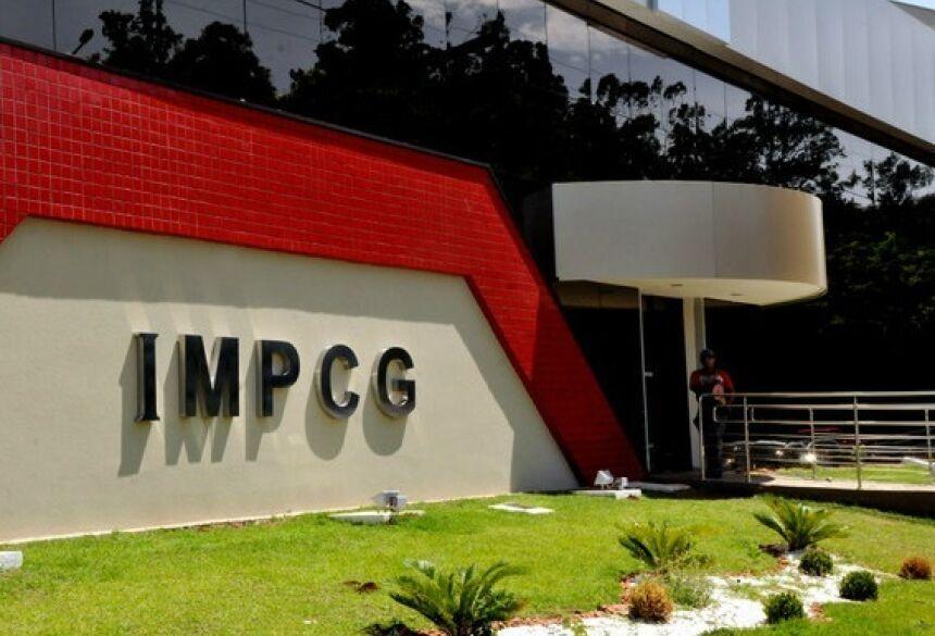 Instituto Municipal de Previdência de Campo Grande. (Foto: Arquivo/Midiamax)