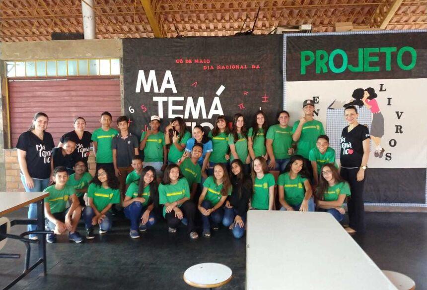 Em Fátima do Sul, Vicente Pallotti comemora Dia Nacional da Matemática com projeto, VEJA FOTOS
