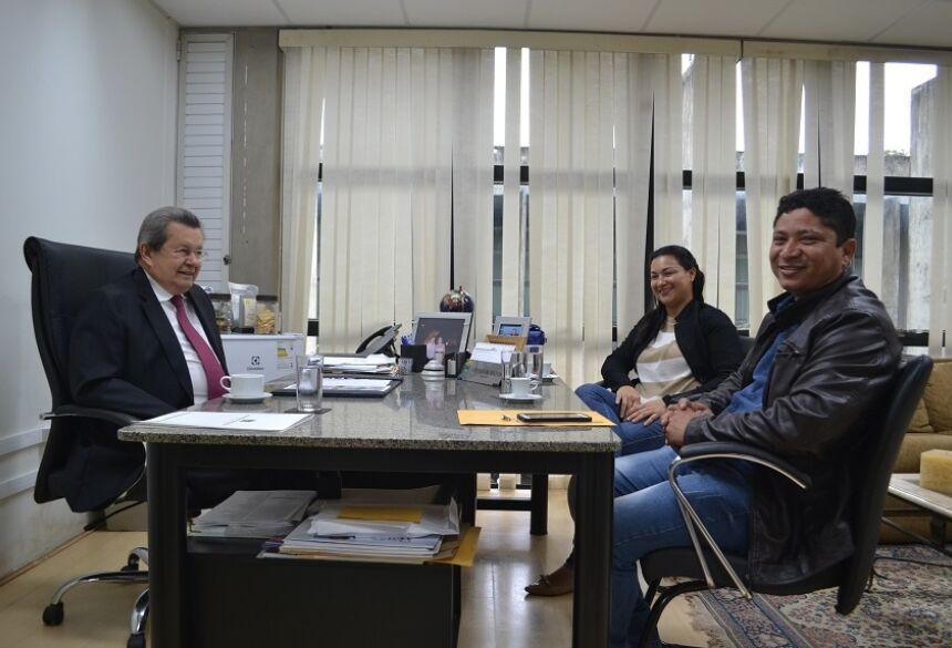 A emenda parlamentar atendeu aos pleitos dos vereadores Roni Silva e Luciene Teodoro
