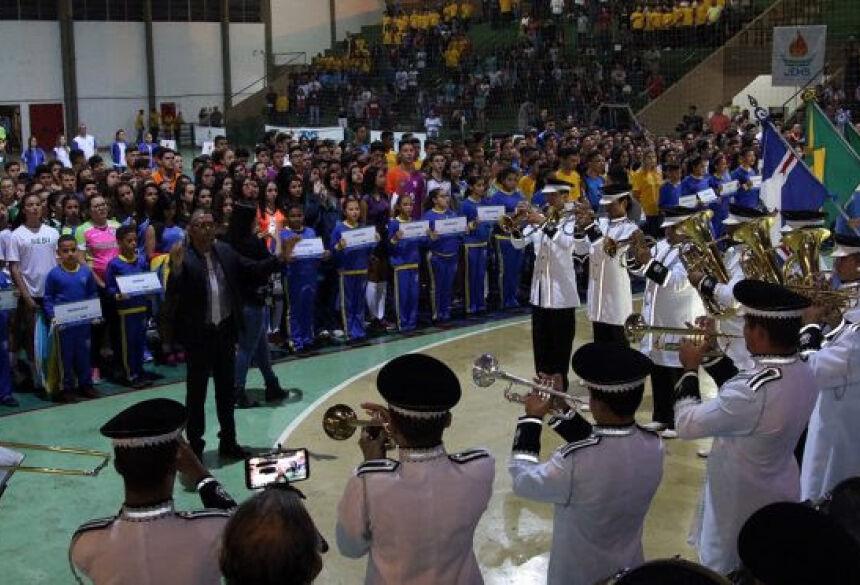 Vicentina e mais 47 delegações confirmados para os Jogos Escolares da Juventude de MS em Três Lagoas
