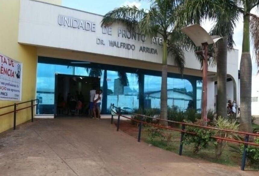 Caso ocorreu na UPA do Coronel Antonino. (Foto: Arquivo/Campo Grande News)