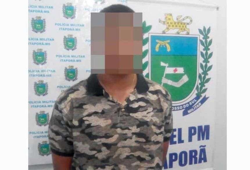 Polícia Militar de Itaporã é acionada após aluno perturbar professora