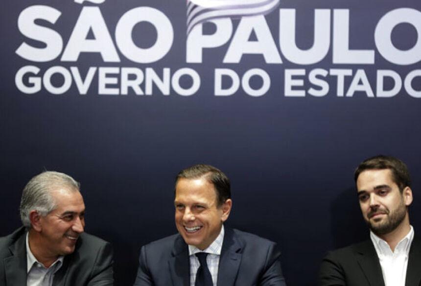 Fotos: Assessoria Governo de São Paulo