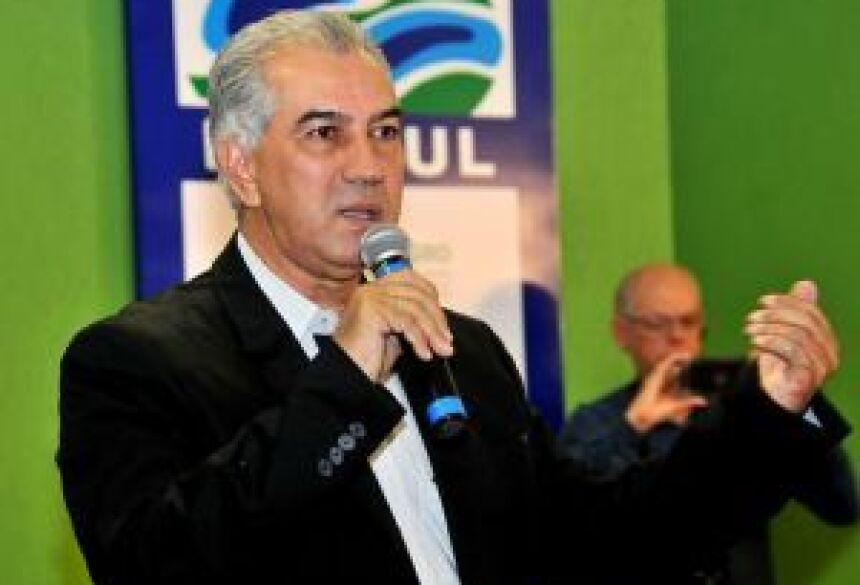 Governador antecipou anúncio que será feito por ministro à tarde - Foto: Valdenir Rezende/Correio do Estado