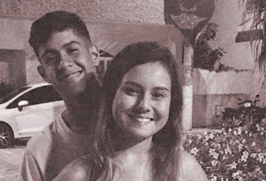 Gabriel Meira Moretto, de 15 anos, e Lorenna de Souza Lima desapareceram no dia 31 de maio Foto: Reprodução/Redes Sociais