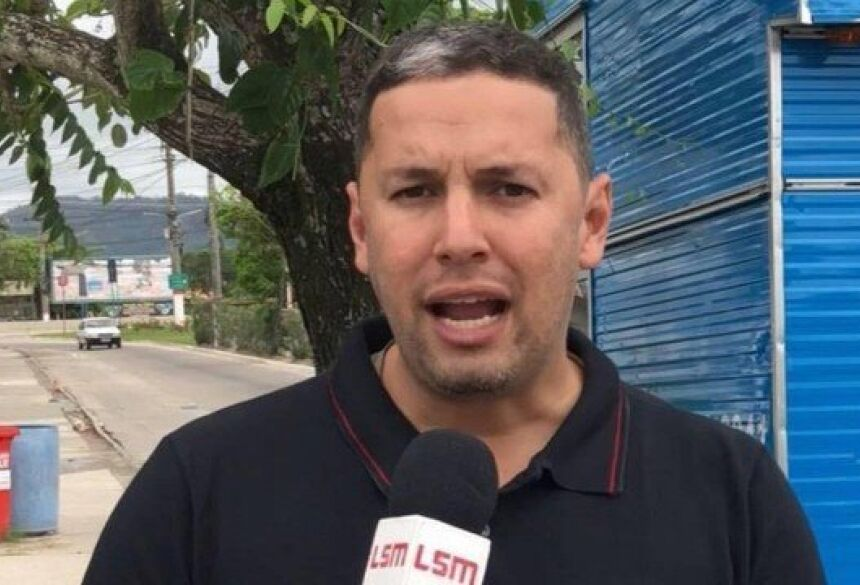 Romário Barros foi morto com três tiros em Maricá Foto: Reprodução