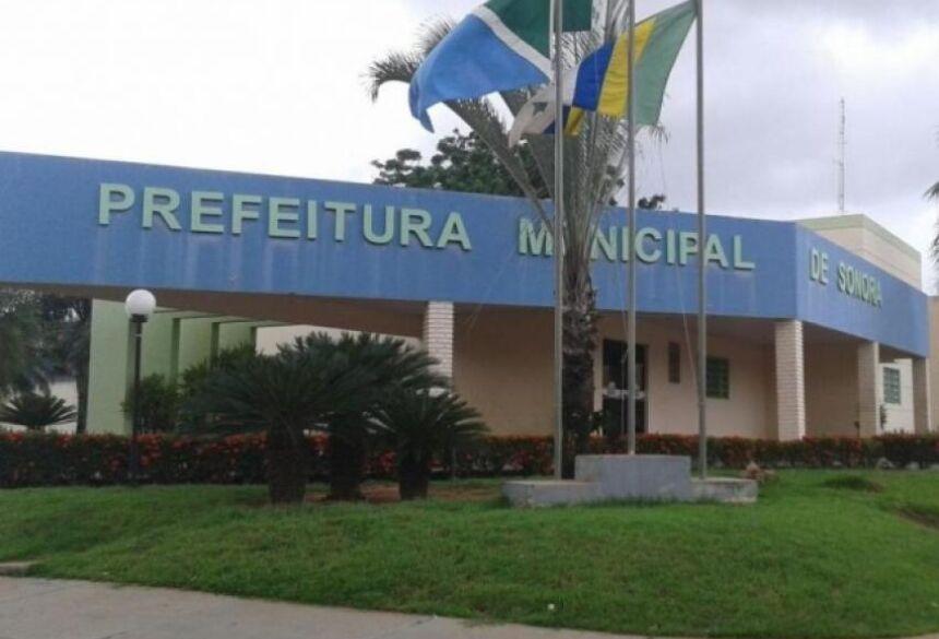 A Prefeitura de Sonora está com inscrições abertas para o concurso público com 90 vagas(