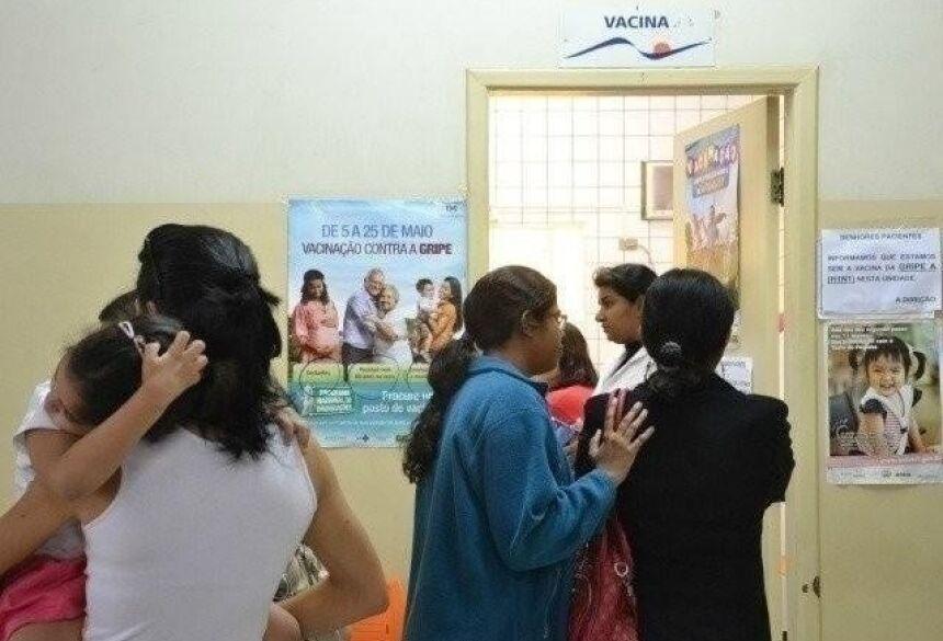 Ainda segundo a Secretaria, das 44 mortes confirmadas, 40 ocorreram por contaminação com o vírus H1N1 (Foto: Henrique Kawaminami/ Arquivo)