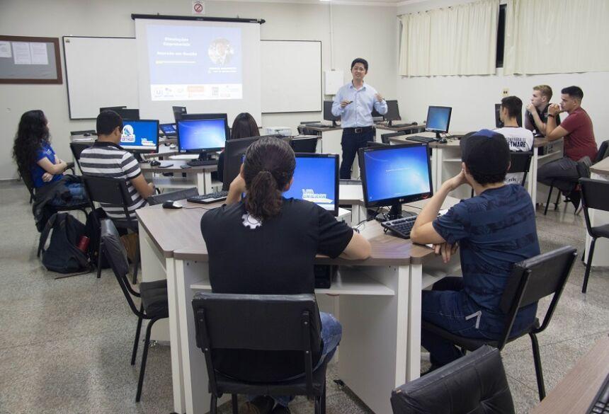 Antes mesmo de formar a primeira turma, curso de Engenharia de Software da UNIGRAN já é um dos melhores do Brasil
