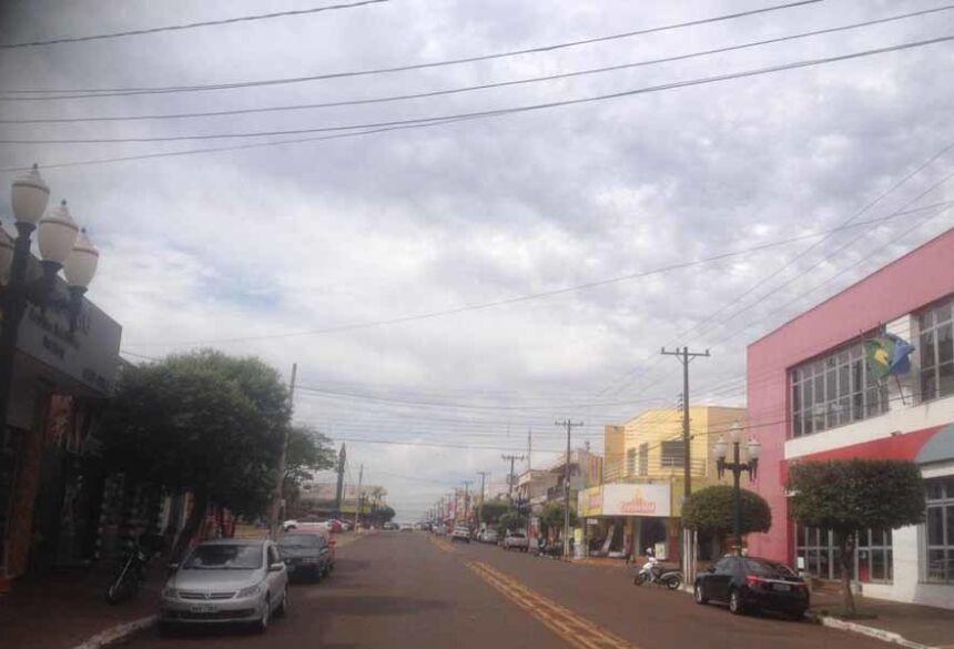 Céu nublado, sem possibilidades de chuva nesta segunda feira em Fátima do Sl