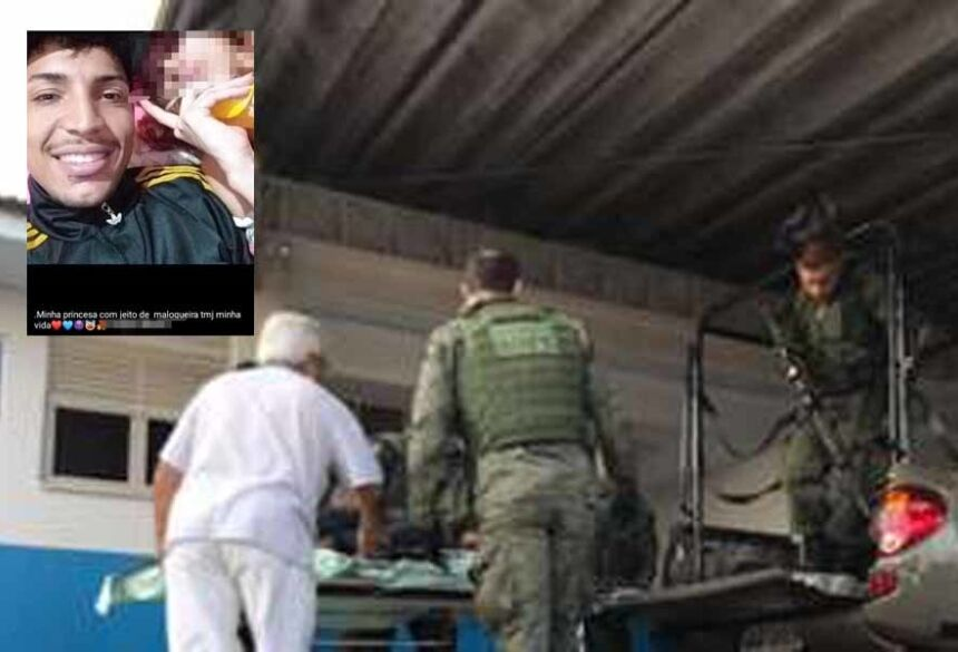 Caso ocorreu ontem no interior do Estado Foto: Reprodução JNE