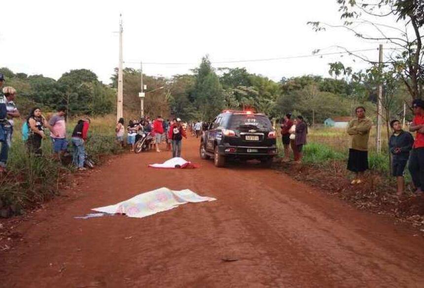 Em junho, foram cinco assassinatos em sete dias na Reserva indígena - Foto: Dourados News