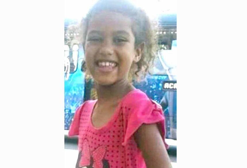 Menina Sara de 9 anos, barbaramente assassinada pelo padrastro