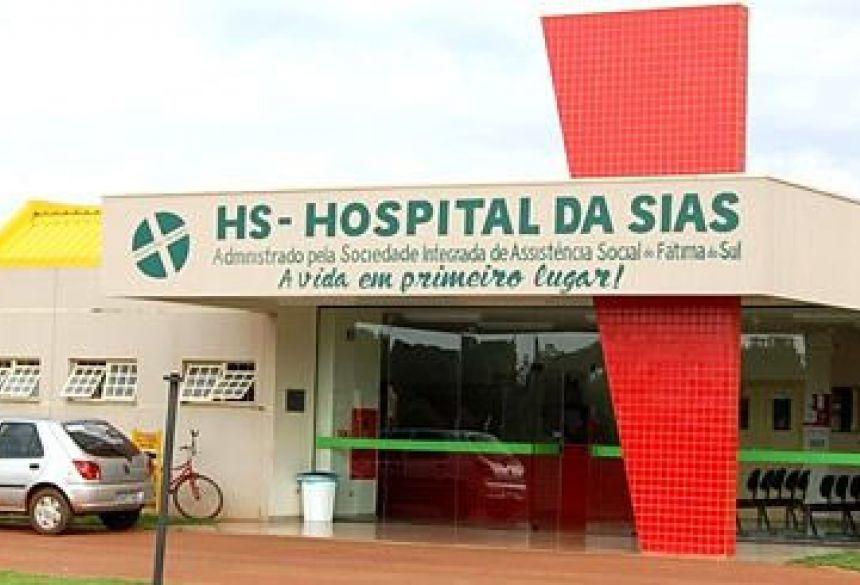 Para mais informações entrar em contato com os telefones (67) 3467-1161 - Hospital da SIAS ou (67) 3467-1374 - Corpo de Bombeiros Militar em Fátima do Sul/MS.