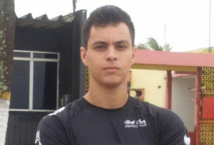 Leonardo Garces, de 28 anos, era policial militar do Bope Foto: Reprodução