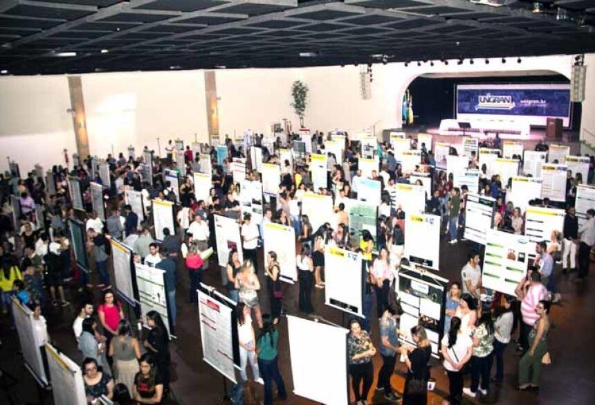 Salão de Pesquisa da UNIGRAN é um dos maiores eventos científicos acadêmicos de Mato Grosso do Sul