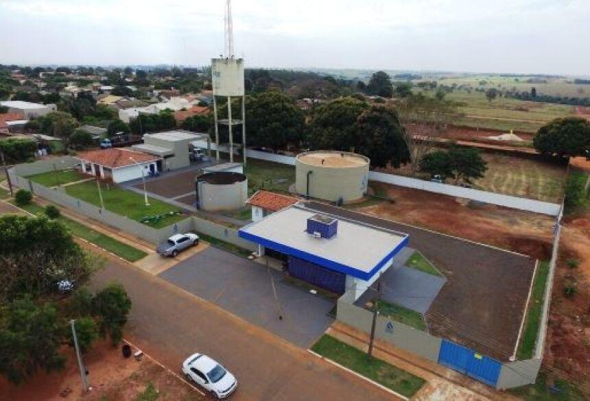 FOTO: ASSESSORIA - Governo do Estado amplia distribuição de água em Deodápolis