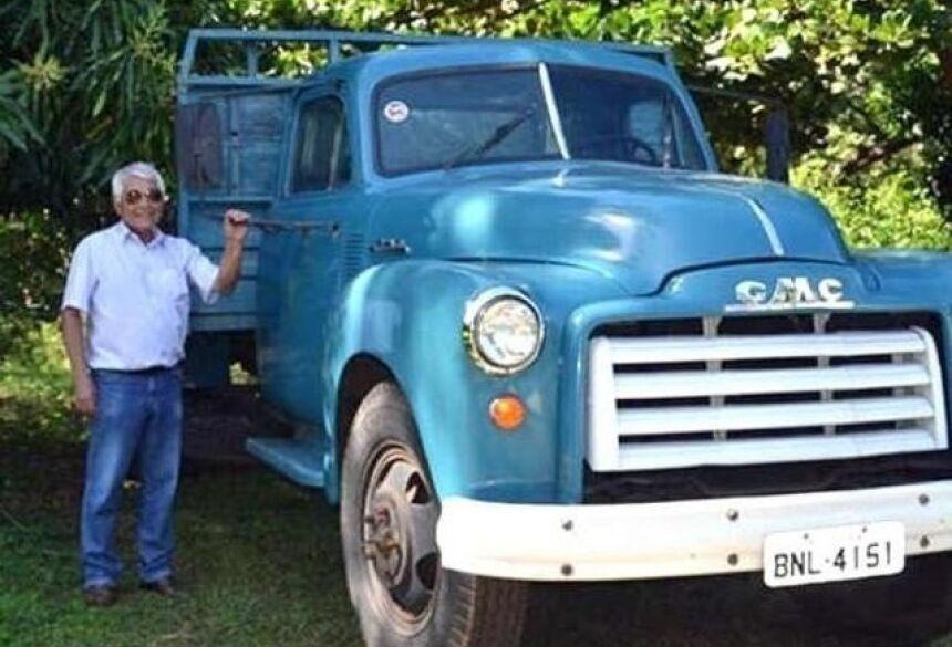 Jorge fazia parte do grupo de colecionadores de Aquidauana (Foto: O Pantaneiro)