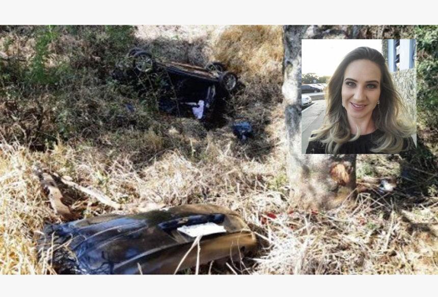 Eviane morreu no local do acidente. O marido dela foi socorrido com ferimentos considerados graves. As duas crianças tiveram ferimentos leves.