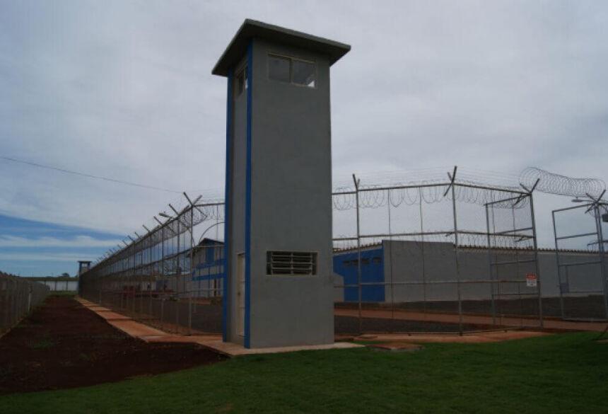 Saída temporária é benefício concedido para presos dos regimes aberto e semiaberto (Foto: Joelma Belchior/Sejusp)
