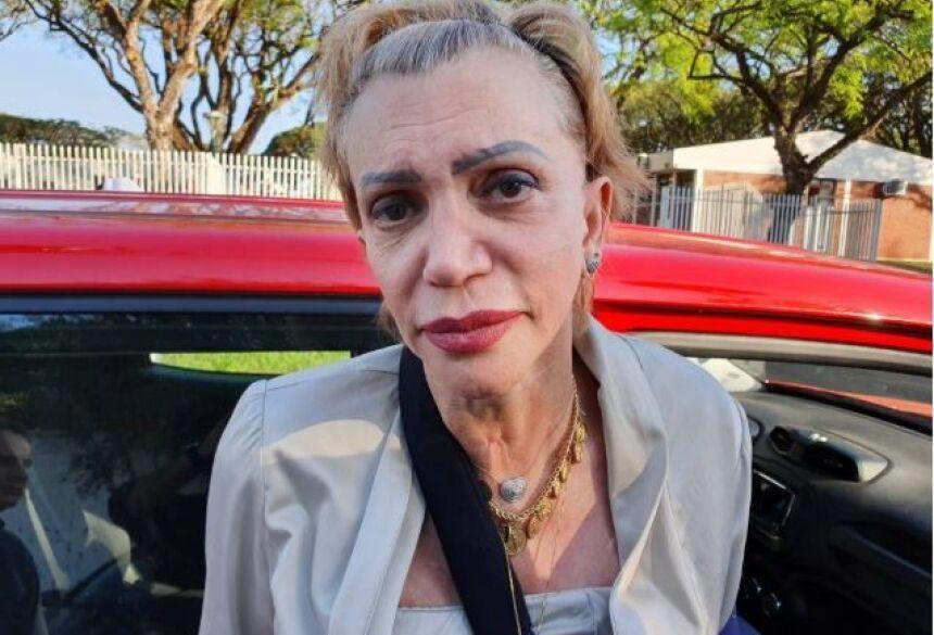 A advogada criminal Sandra Becker, de 50 anos, foi encontrada morta com tiro na cabeça na manhã de quarta-feira (21).
