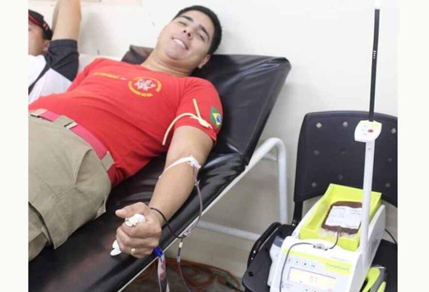 Todos os doadores mostraram-se satisfeitos com a possibilidade de ajudar o próximo