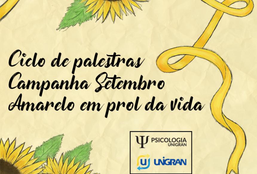 Neste ano campanha da UNIGRAN vai priorizar os idosos, oferecendo diversas ações de valorização da vida