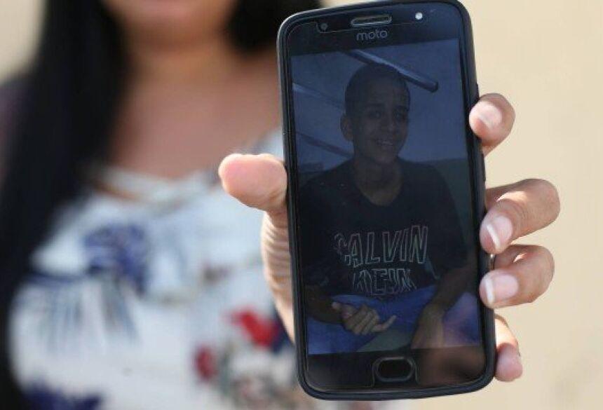 Uma das vítimas foi o entregador de lanchonete Rafael Magalhães Foto: Pedro Teixei