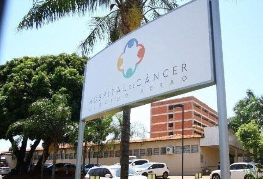 Único especializado em oncologia do Estado, HCAA tem 59 leitos e 16 consultórios (Foto: Marcos Ermínio/Arquivo)